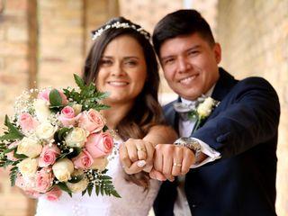 El matrimonio de Natalia y Reinel