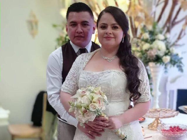 El matrimonio de Carolina y Alex