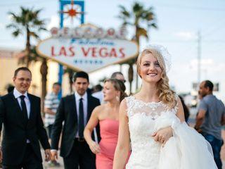 El matrimonio de Lynn y Sebastian