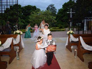 El matrimonio de Daniela  y Oscar 2
