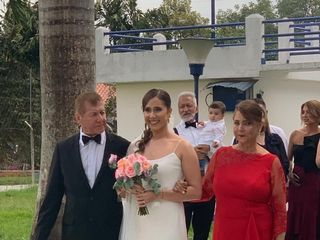El matrimonio de Monica  y Felipe  2