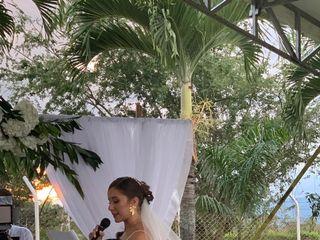 El matrimonio de Monica  y Felipe  3