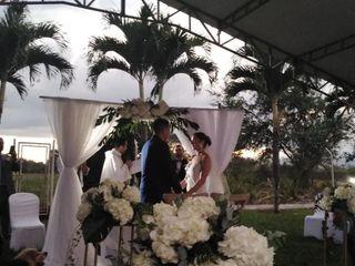 El matrimonio de Monica  y Felipe