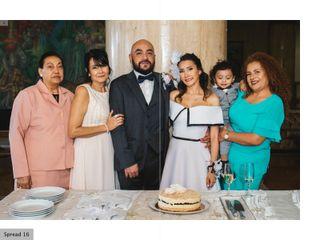 El matrimonio de Adriana y Jorge 1