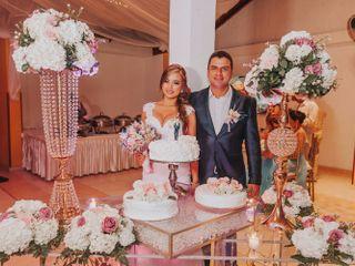 El matrimonio de Lis y Jose