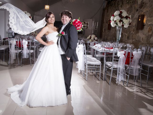 El matrimonio de Paola y William