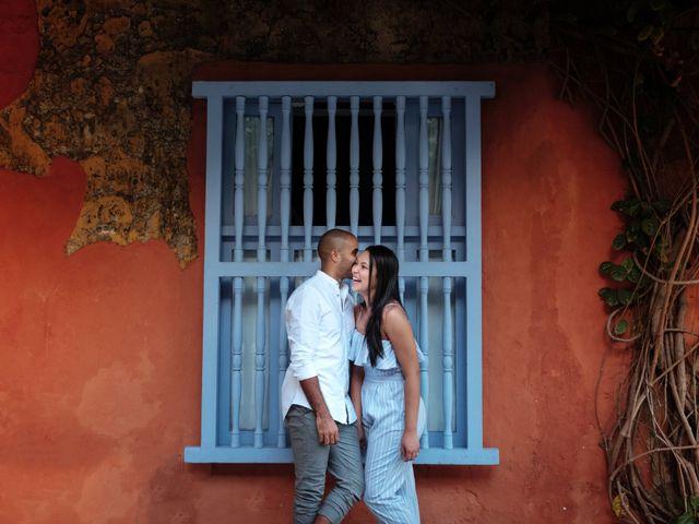 El matrimonio de Alexis y Melina en Barranquilla, Atlántico 2