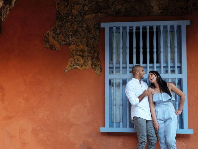 El matrimonio de Alexis y Melina en Barranquilla, Atlántico 4