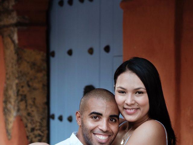 El matrimonio de Alexis y Melina en Barranquilla, Atlántico 5
