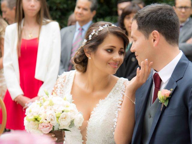 El matrimonio de Franks y Laura en Chía, Cundinamarca 1