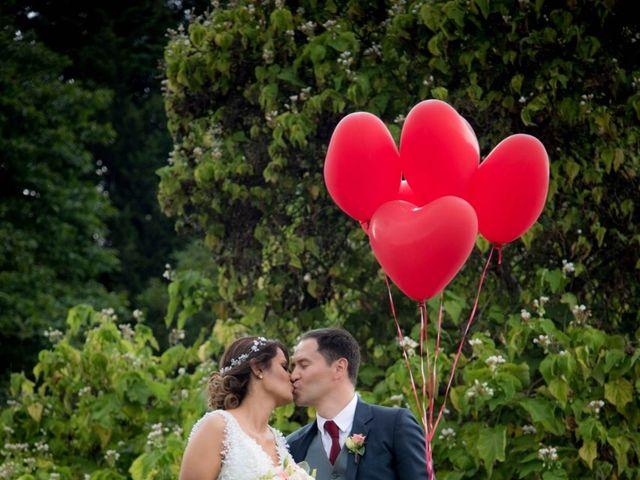 El matrimonio de Franks y Laura en Chía, Cundinamarca 3