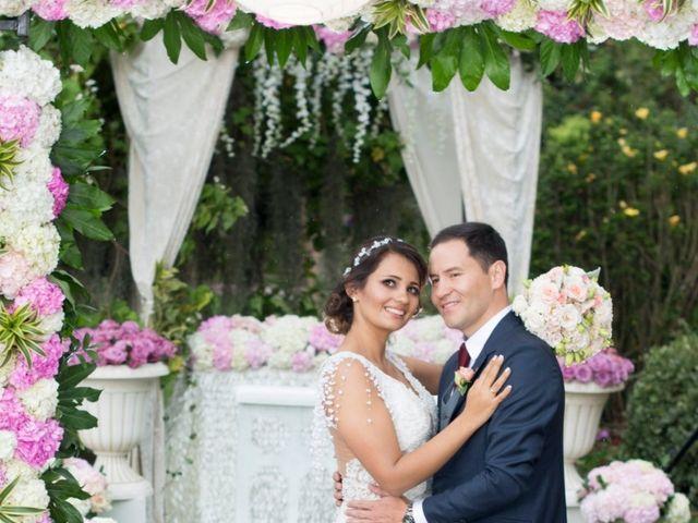 El matrimonio de Franks y Laura en Chía, Cundinamarca 6