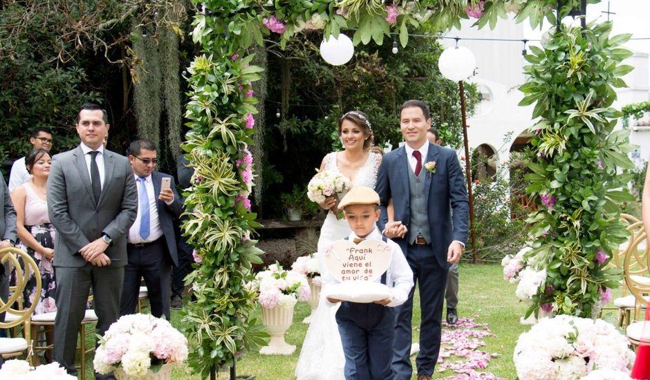 El matrimonio de Franks y Laura en Chía, Cundinamarca