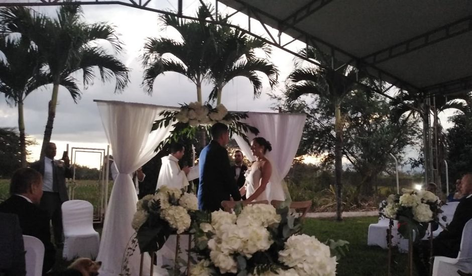El matrimonio de Felipe  y Monica  en Tuluá, Valle del Cauca