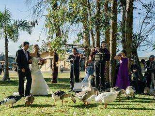 El matrimonio de Isabel y Andrés 2