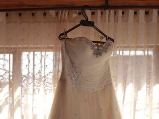 El matrimonio de Nina y Álex 1