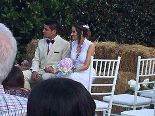 El matrimonio de Yesika y Andrés 1