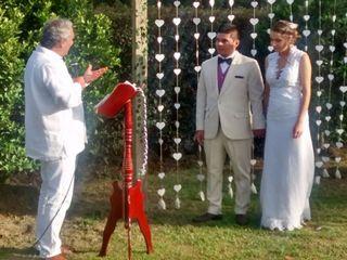 El matrimonio de Yesika y Andrés 2