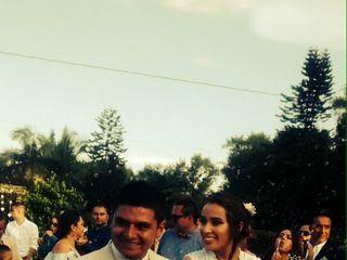El matrimonio de Yesika y Andrés 3