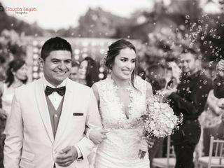 El matrimonio de Yesika y Andrés