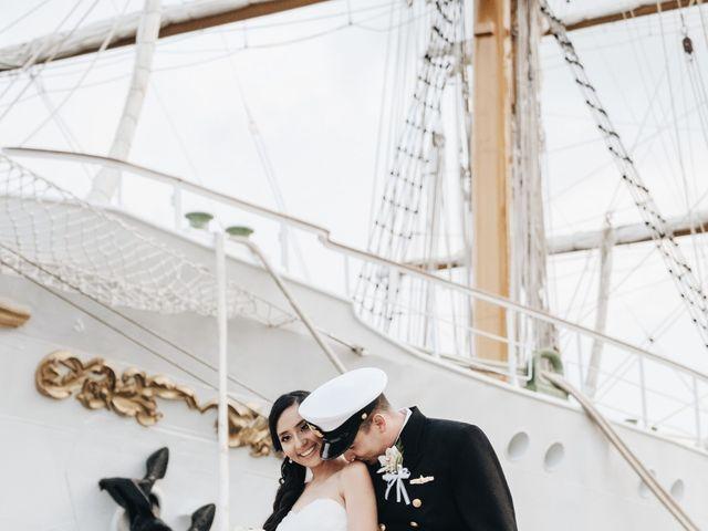 El matrimonio de José y Natalia en Cartagena, Bolívar 10