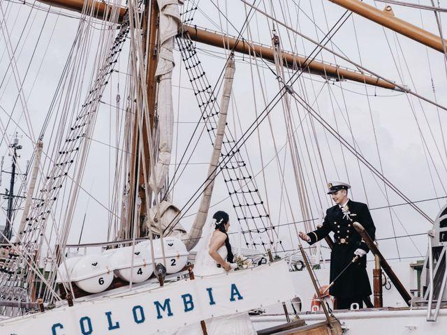 El matrimonio de José y Natalia en Cartagena, Bolívar 25