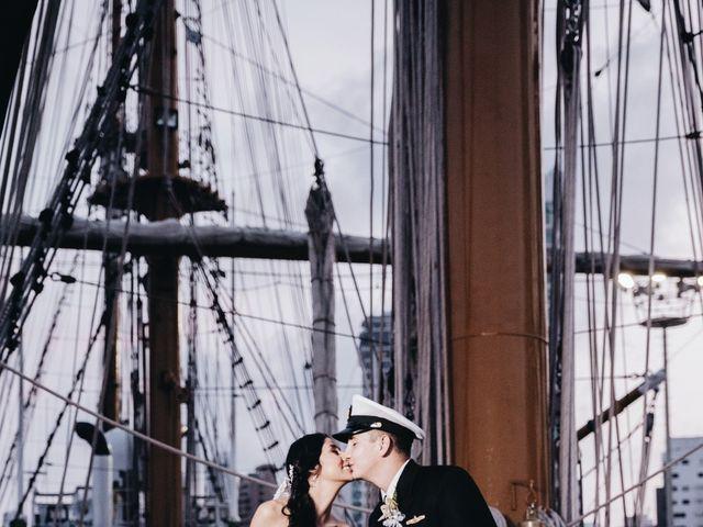 El matrimonio de José y Natalia en Cartagena, Bolívar 27