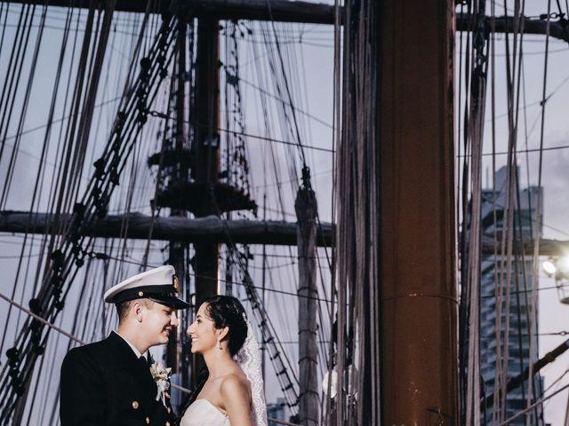 El matrimonio de José y Natalia en Cartagena, Bolívar 29