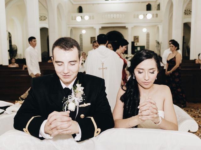 El matrimonio de Natalia y José