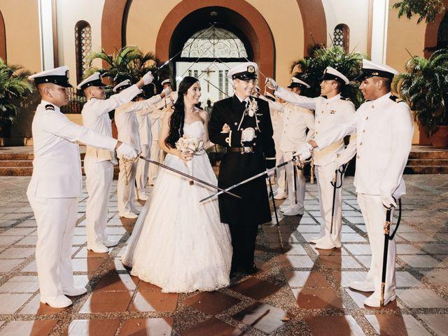 El matrimonio de José y Natalia en Cartagena, Bolívar 40