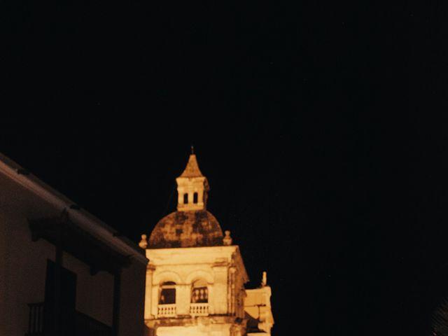El matrimonio de José y Natalia en Cartagena, Bolívar 35