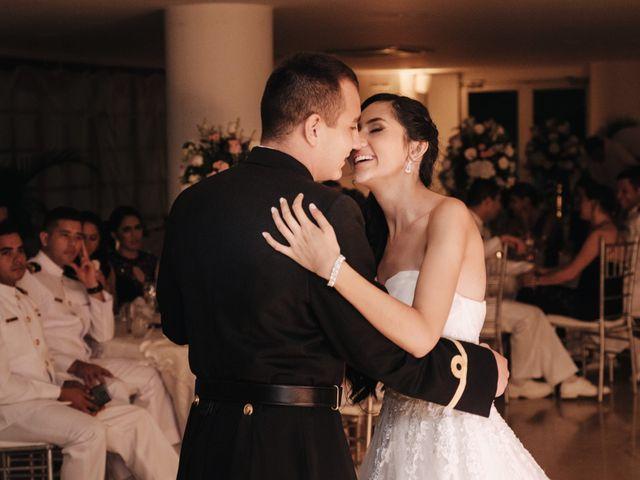 El matrimonio de José y Natalia en Cartagena, Bolívar 45
