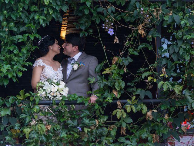 El matrimonio de Óscar y Ivana en Armenia, Quindío 17