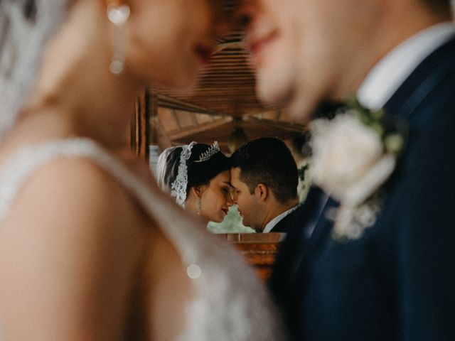 El matrimonio de Laura y Álvaro