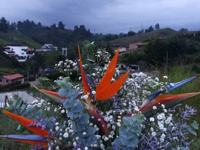 El matrimonio de Dani y Nati en Marinilla, Antioquia 4