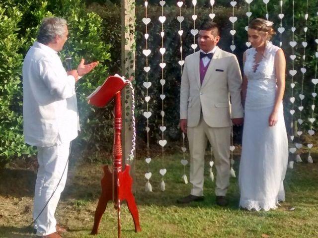 El matrimonio de Andrés y Yesika en Guarne, Antioquia 4