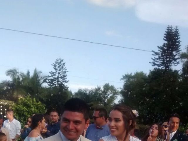 El matrimonio de Andrés y Yesika en Guarne, Antioquia 1