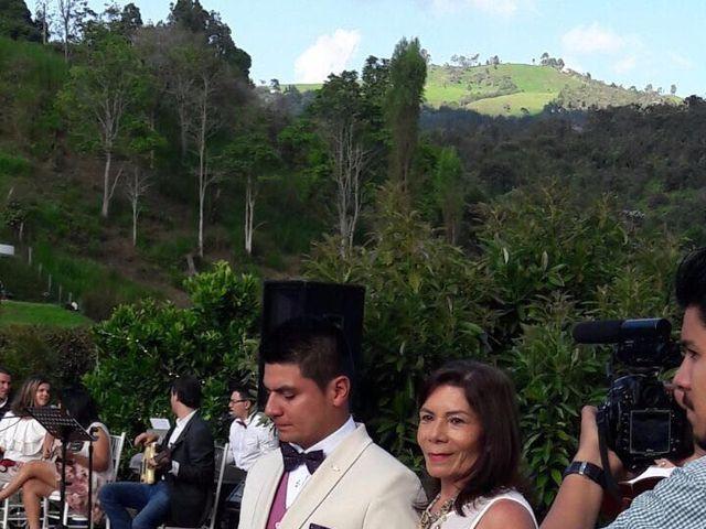 El matrimonio de Andrés y Yesika en Guarne, Antioquia 7
