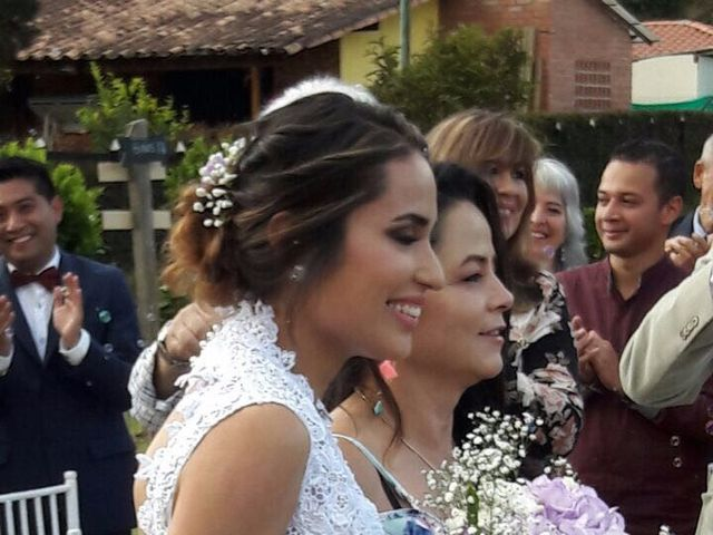 El matrimonio de Andrés y Yesika en Guarne, Antioquia 16