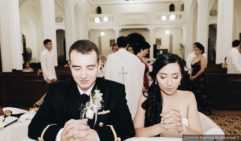 El matrimonio de José y Natalia en Cartagena, Bolívar