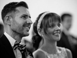 El matrimonio de Diana y Ricky