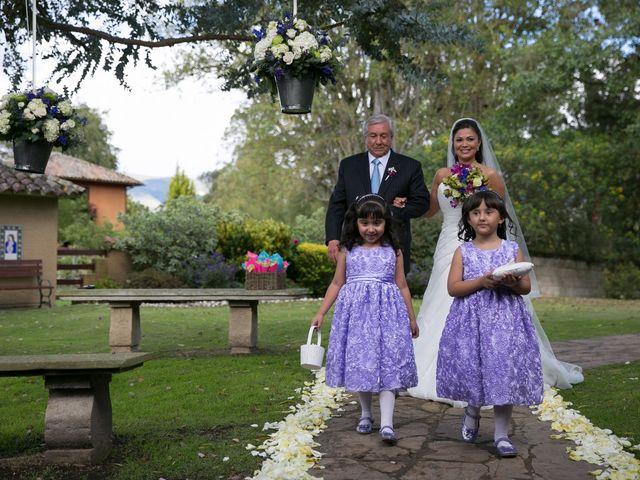 El matrimonio de Camilo y Laura en Bogotá, Bogotá DC 18