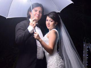 El matrimonio de Catalina y Willy