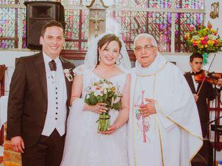 El matrimonio de Ivon y Carlos 3