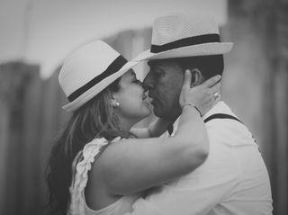 El matrimonio de Johana y Edgar 1