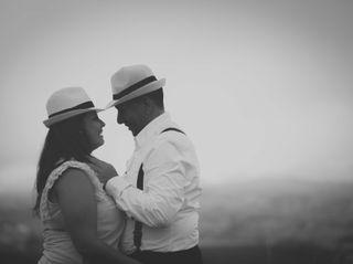El matrimonio de Johana y Edgar 3