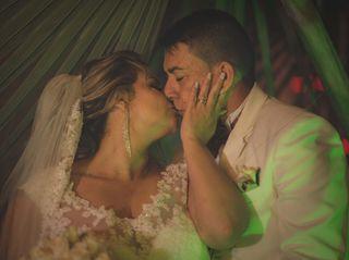 El matrimonio de Johana y Edgar