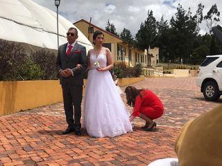 El matrimonio de Gustavo y Mónica  2