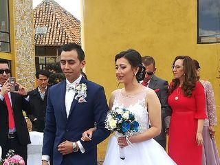 El matrimonio de Gustavo y Mónica  3