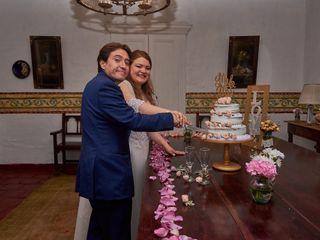 El matrimonio de Anllely y Juan Camilo 2
